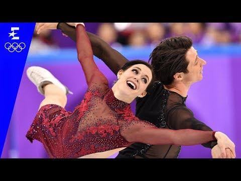 Figure Skating | Free Skating + Ice Dance Free Dance Team Highlights | Pyeongchang 2018 | Eurosport
