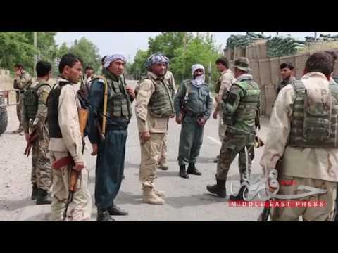 عملیات نیروهای امنیتی در کندز