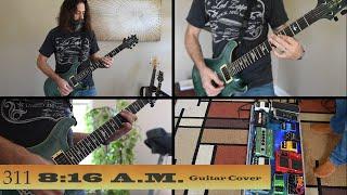 311~816 AM~Grassroots~Guitar Cover