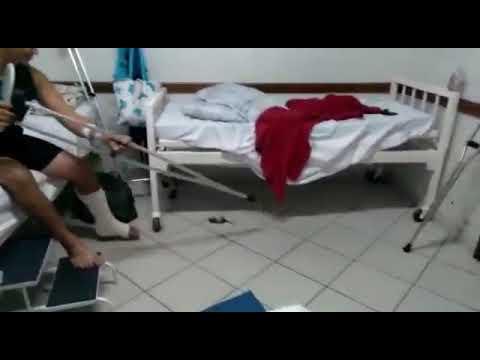Rato é flagrado no Hospital Regional de Gurupi