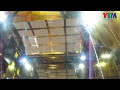 Trải Nghiệm - Thang máy Nhà Anh Quyết -phố Thịnh Liệt - Hà Nội