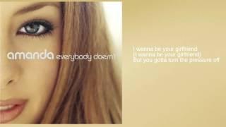 Amanda: 01. Everybody Doesn't (Lyrics)