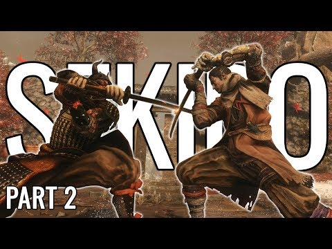 Sekiro: Shadows Die Twice Let's Play Playthrough   Another World? - Part 2