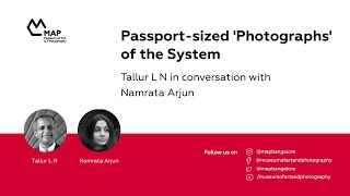 Passport-sized 'Photographs' of the System | Artist Tallur L N in conversation with Namrata Arjun