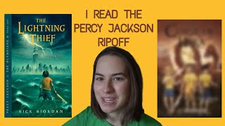 I Read The Percy Jackson Ripoff And It Was Eh | Areadersworld