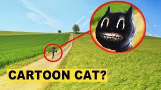 DROHNE erwischt CARTOON CAT in VERLASSENEM WALD!! | KAMBERG TV