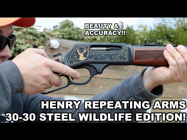 TWANGnBANG Reviews the Steel Wildlife Edition .30-30
