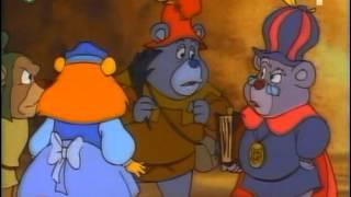 Rozprávka Gumkáči - 04 Medvedík v zlatej klietke