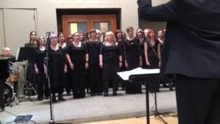 Vox Femina Los Angeles: Judgement of the Moon and Stars (arr. Christina Wilson)