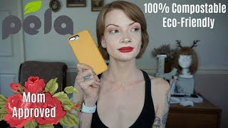 Pela Case: Limited Edition Honey Bee | iPhone 7 Plus | Eco-Friendly