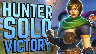 Solo Hunter Class in Realm Royale
