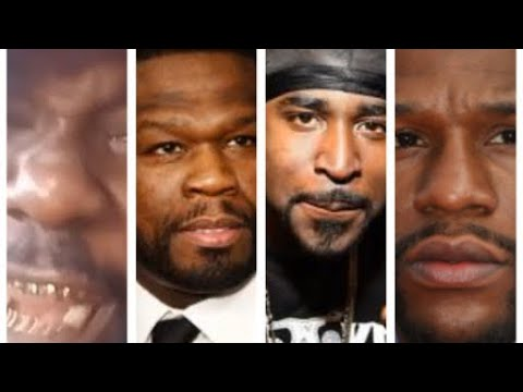 50 Cent May sell Young Buck Contract to Cookup 300K, Floyd Mayweather rumored team up Young Buck