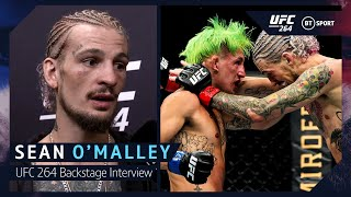 Sean O'Malley pays respect to last minute opponent and wants Rob Font next!