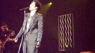 Adam Lambert River Rock Casino A Loaded Smile Vancouver april 9, 2010