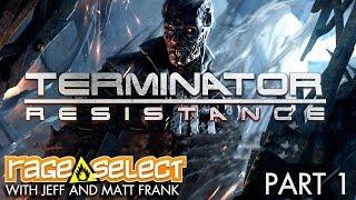 Terminator: Resistance - The Dojo (Let's Play) - Part 1