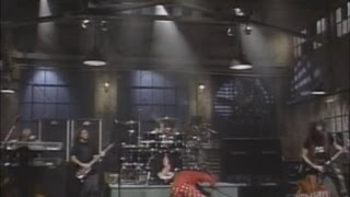 Faith No More - From Out of Nowhere (SNL 1990)
