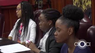 Youth Parliamentarians Debate Education