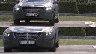► NEW 2014 Mercedes S-Class MAGIC BODY CONTROL