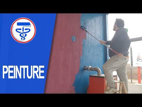 Peindre des murs en crépis - J'AI ACHETÉ UN GARAGE - 6 -