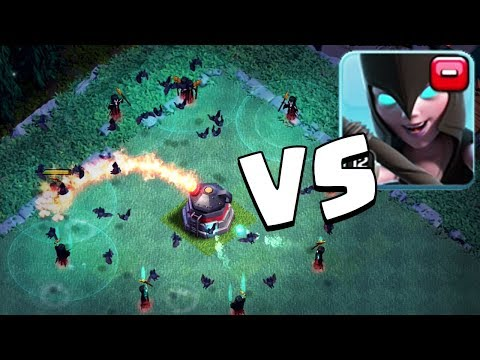 MAX NIGHT WITCH VS MAX ROASTER | Clash of Clans | NEW BH 6 Update Gameplay