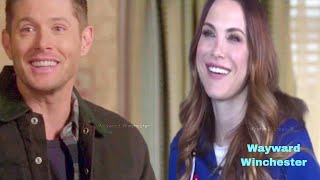 Jensen Ackles & His Wife Danneel Funny Bloopers VS Real Life