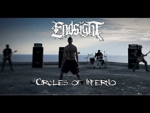 Endsight -  Circles Of Inferno (Official Video)