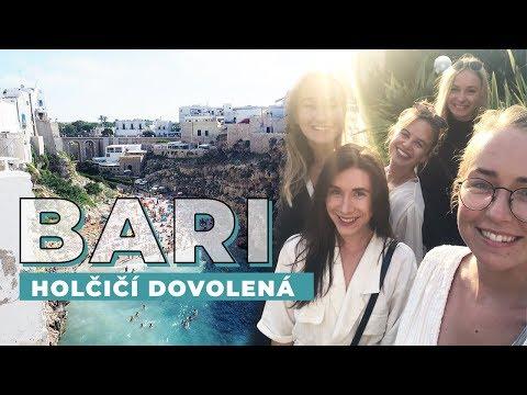 VLOG | Holčičí dovolená v Itálii!