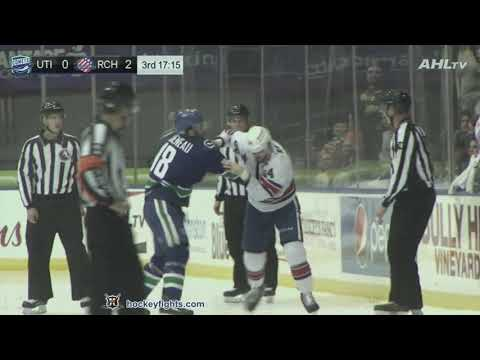 Tyler Randell vs. Vincent Arseneau