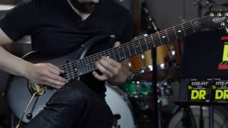 Tite-Fit Electric Guitar Strings Demo