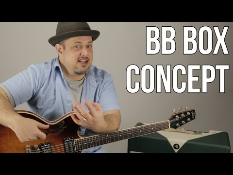 BB Box Blues Guitar Lesson - How to Play Lead - Scales, Techniques