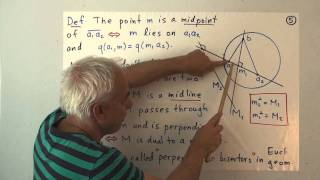 Isosceles Triangles In Hyperbolic Geometry | Universal Hyperbolic Geometry 30 | NJ Wildberger