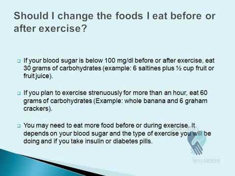 Eine ausgewogene Ernährung mit Diabetes Menü