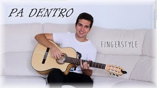 PA DENTRO   Ana Mena Ft. Sean Kingston   Cover Guitarra (Fingerstyle)