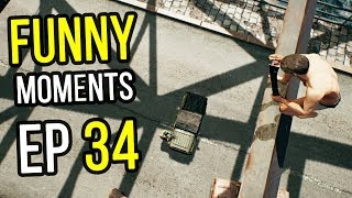 PUBG: Funny Moments Ep. 34