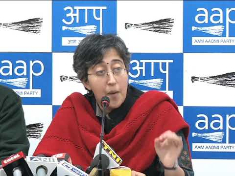 Aap Leader briefs on malfunctioning of EVM why does vote go to BJP always and not any other party