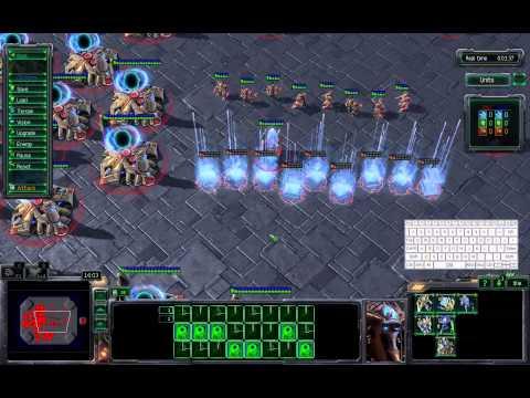Release] StarCraft II Advanced - SC2 Micro and Macro helper