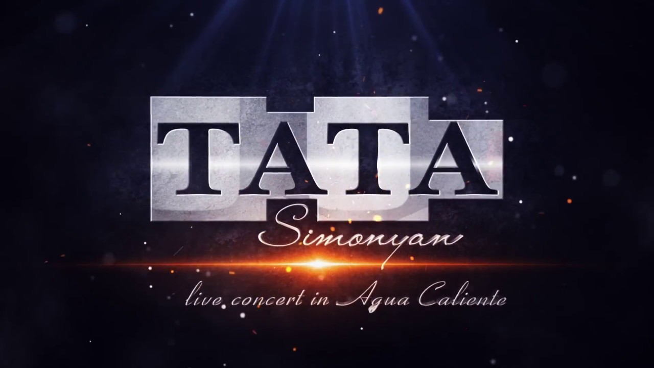 Tata Simonyan – Mi Rope // Concert in AGUA Caliente