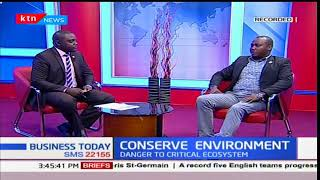 Julius Kamau-Kenya Wildlife Society: increase of people migrating to urban cities: Business today
