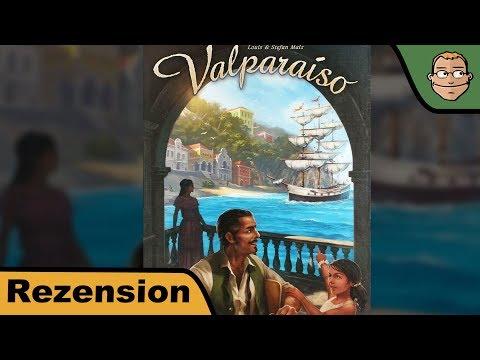 Valparaíso - Brettspiel - Review
