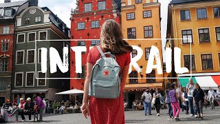 INTERRAIL 2018 -  Backpacking Through Europe At 18