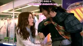 ALi - CARRY ON FMV (Faith OST) [ENGSUB + Romanization + Hangul]