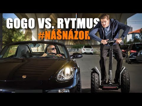 GOGO VS. RYTMUS │TEASER #NÁŠNÁZOR