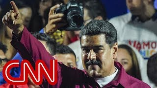 Nicolas Maduro declared winner of Venezuela election - Video Youtube