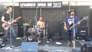 Video Akce Praha - live at Krhanice open air 2013