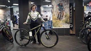 Видео: Различия между горными велосипедами экспертного и топового уровней