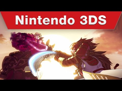 Видео № 1 из игры Fire Emblem Fates - Special Edition (Б/У) [3DS]