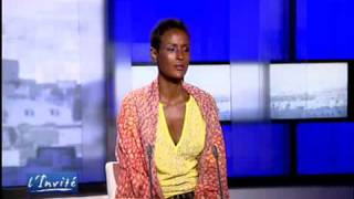 """Waris DIRIE : """"I underwent genital mutilation as a child and I will fight all my life"""" 10/03/10"""