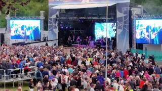 Tom Jones - Thunderball - Tysnesfest 10.07.2015