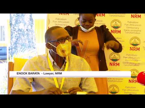 NRM party sets up tribunal to resolve disputes