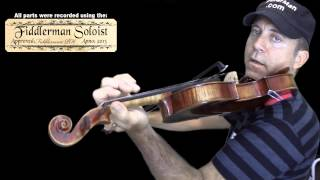 Section 1 - Fiddlerman Pachelbel Canon Project